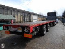 Groenewegen semi-trailer used flatbed
