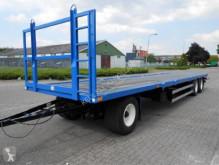 Semi remorque plateau Schmitz Cargobull 30 ton MEGA