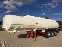 Marzasa 34.000L 3 COMPARTIMENTOS semi-trailer used oil/fuel tanker