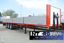 new dropside flatbed semi-trailer