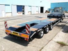 De Angelis 3T3 G-Light semi-trailer new flatbed