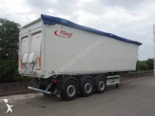 Fliegl construction dump semi-trailer DHKA 380