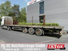 Flatbed semi-trailer Es-ge 3-Achs-Sattelanhänger