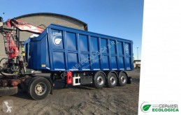 Gervasi Ecologica COBRA KR 46H semi-trailer new scrap dumper