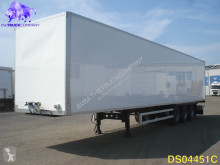 nc mono temperature refrigerated semi-trailer