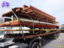 Annaburger Container Transport semi-trailer