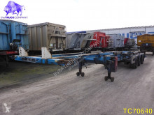 Van Hool Container Transport semi-trailer used container