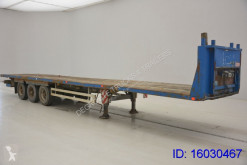 Pacton Flat - air ride suspension semi-trailer