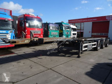 Semitrailer containertransport Renders 3 as x steering