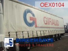 Semi reboque cortinas deslizantes (plcd) Fruehauf Curtain box MEGA volume