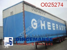 Trailer LAG Curtain box MEGA volume tweedehands