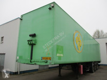 Samro半挂车 Box trailer , Disc brakes , ST 39MH