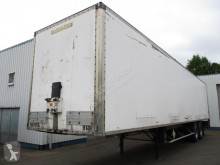 Fruehauf DF23V11NL, 2 AXLE, SPRING SUSPENSION semi-trailer used box