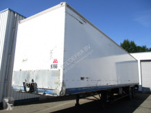 Semi remorque Trailor SXY2CY, 2 AXLE, SPRING SUSPENSION fourgon occasion