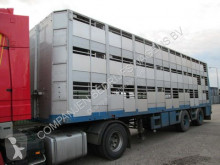 Cuppers V0 11-20 SL semi-trailer used cattle