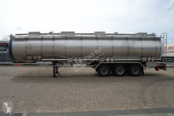 Burg TANK TRAILER semi-trailer used chemical tanker