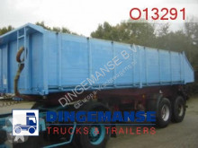 Semirimorchio Langendorf Tipper trailer 19 m3 alu 3-way ribaltabile usato