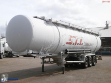 semi reboque Spitzer Powder /Fuel tank 27m3 Powder + 30m3 Fuel