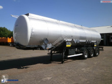 BSLT Chemicals inox 31 m3 / 4 comp. semi-trailer