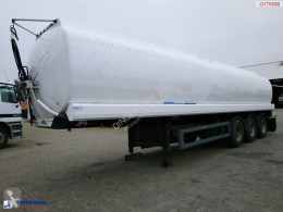 Semiremorca cisternă EKW Fuel tank 40 m3 / 2 comp + PUMP / COUNTER