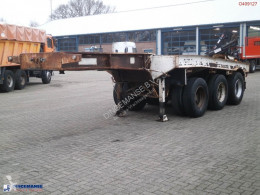 Remolque Trayl-ona dolly trailer / 62000 kg dolly usado