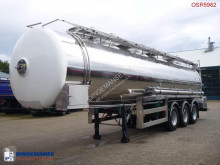 Magyar food tanker semi-trailer Food tank inox 32 m3 / 1 comp.
