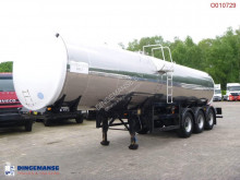 Food tanker semi-trailer Food tank inox 30 m3 / 1 comp