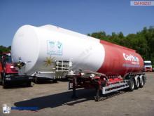 semiremorca Magyar Fuel tank alu 43.1 m3 / 6 comp