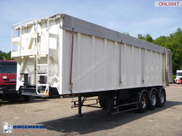 Benalu tipper semi-trailer Tipper trailer alu 49 m3 doors