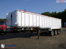 نصف مقطورة General Trailers Tipper alu / steel 41 m3 + tarpaulin حاوية مستعمل