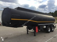 Caldal CISTERNA FUEL semi-trailer used oil/fuel tanker