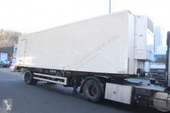 Renders mono temperature refrigerated semi-trailer 1-AS CITY FRIGO + THERMOKING - STEERING AXLE - BOX 9m40 - BELGIAN PAPERS