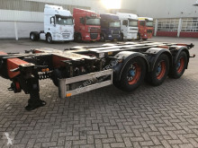 Pacton T3-010 semi-trailer used container