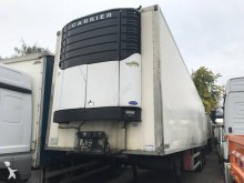 Samro ST39WGPA semi-trailer used refrigerated