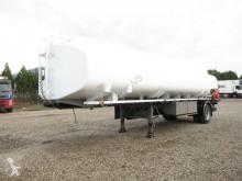semi remorque nc Bilcon 1 axle Diesel/Benzin TANK ADR