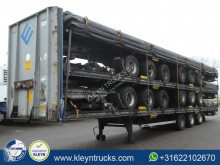 LAG MEGA HUCKEPACK back doors semi-trailer