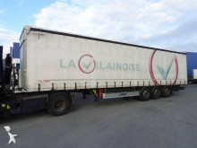 Fliegl Rideaux coulissants 3 essieux semi-trailer used tautliner