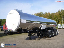 Clayton food tanker semi-trailer Food tank inox 30 m3 / 1 comp