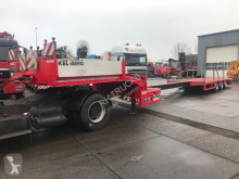 Kel-Berg 3AS UITSCHUIFBAAR semi-trailer used heavy equipment transport