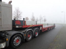 Semi remorque Broshuis 6 ABSD-85 Semi Low Loader! porte engins occasion