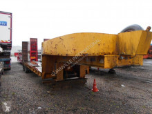 Titan Non spécifié semi-trailer used heavy equipment transport