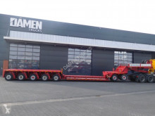 Nicolas heavy equipment transport semi-trailer SMDEL TP 2+5 Lowbed