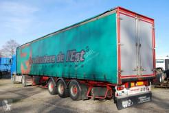 Fruehauf reel carrier tautliner semi-trailer Non spécifié