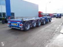 Container semi-trailer MODUL LZV /te huur
