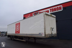 Coder ST2291 semi-trailer used box