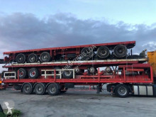Listrailer CG 3-40 CC-95 semi-trailer used flatbed