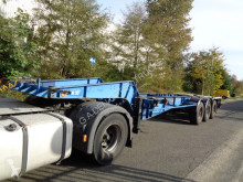 Van Hool 3H0010 ADR semi-trailer used container