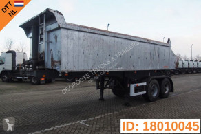 Langendorf tipper semi-trailer 21.5 cub in steel