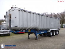 Trailer kipper Fruehauf Tipper trailer alu 53.5 m3