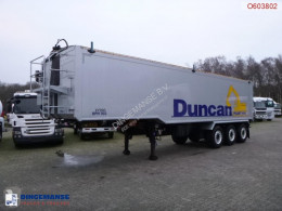 Fruehauf tipper semi-trailer Tipper trailer alu 51m3